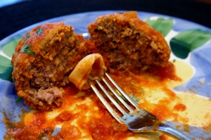 Traditional Meatballs